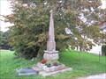 Image for Une croix dans le village-La Chapelle-devant-Bruyères-Lorraine,France
