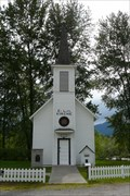 Image for Tourism - Elbe Evangelical Lutheran Church - Elbe, WA