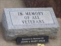 Image for St. Patrick's Cemetery Veterans Memorial - Carelton, Michigan
