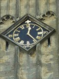 Image for Clock, St John the Baptist, Cirencester, Gloucestershire, England