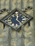 Image for Clock, St John the Baptist, Cirencester, Gloucestershire, England