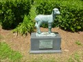 Image for Mary's Little Lamb Statue - Sterling, MA
