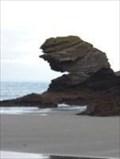 Image for Bica Tooth, Carreg Bica, Llangrannog, Ceredigion, Wales