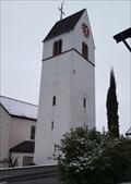Image for Kirchturm der Kirche St. Peter - Büsserach, SO, Switzerland