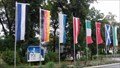 """Image for Flagpole """"Stadtpark Kulmbach"""" - Kulmbach/BY/Germany"""