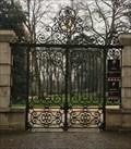 Image for Grille du parc de Blossac - Poitiers - France