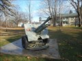 Image for Ordnance QF 25 Pounder - Merrickville, ON