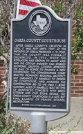 Image for Garza County courthouse