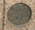 Image for Nine Pointed Star Medallion -- Calhoun County Courthouse grounds, Hampton AR