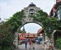 Image for Grant's Farm Bavarian Village Entrance Arches