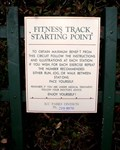 Image for Queens Park Fitness Track