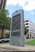 Image for Memorial to the Builders of the Great State of Texas -- 12th Street at Colorado, Austin TX
