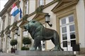 Image for CITY HALL LIONS - LUXEMBOURG