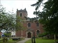 Image for St John the Baptist Churchyard - Knutsford, Cheshire, UK.