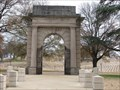 Image for Chattanooga National Cemetery Memorial Arch - Chattanooga, Tennessee