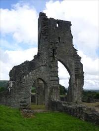 Abaty Talyllychau - Ruin - Talley