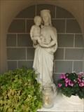 Image for Virgin Mary with infant Jesus -Dorfstraße, Mayschoß - Rheinland-Pfalz / Germany