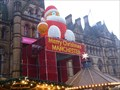 Image for Albert Square Christmas Lights - Manchester, England, UK.