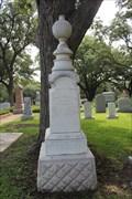 Image for BG Augustus Carl Buchel, CSA -- Texas State Cemetery, Austin TX