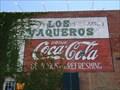 Image for Coca Cola Signs - Los Vaqueros - Fort Worth, TX