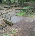 Image for Small bridge - Green Lakes State Park, Fayetteville, NY