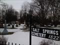 Image for Salt Springs Cemetery - Brantford, ON