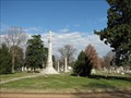 Image for Confederate Memorial, Mt. Olivet Cemetery - Nashville, Tennessee