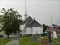 Image for Cimetière de l'église St-Louis-de-Gonzague, Pintendre, Qc, Canada