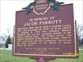 Image for In memory of Jacob Parrott : Marker #2-33