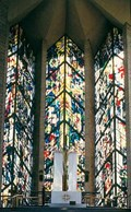 Image for Munderloh Windows - Chapel of the Resurrection - Valparaiso, IN - USA