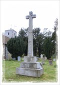 Image for Temple Ewell War Memorial - St Peter's & St Paul's Church - Temple Ewell, Kent, UK.