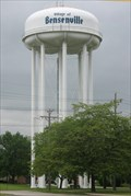 Image for Village of Bensenville (IL) Water Tower