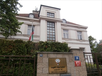 Embassy of Kuwait - Prague