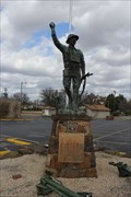 Image for Spirit of the American Doughboy Monument -- Fort Smith - Fort Smith, AR