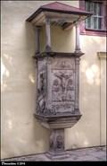 Image for Pulpit at the Most Holy Trinity Church / Kazatelna na kostele Nejsvetejší Trojice - Ceský Brod (Central Bohemia)