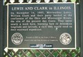 Image for Lewis and Clark in Illinois