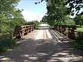 Image for Little Shawnee Creek Bridge - rural Fountain County, IN