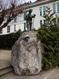 Image for 1. WK Denkmal Zams, Tirol, Austria