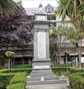 Image for Tenby WW1 War Memorial - Tenby, Pembrokeshire, Wales.