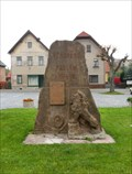 Image for Combined World War Memorial - Novy Hradek, Czech Republic