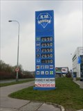 Image for E85 Fuel Pump KM-Prona - Prague-Hostivar, Czech Republic