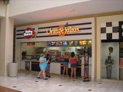 Dairy Queen Oj Town Center Mall Kennesaw Ga Restaurants On Waymarking