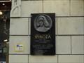 Image for Baruch Spinoza & 7142 Spinoza asteroid - Budapest, Hungary