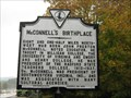 Image for McConnell's Birthplace