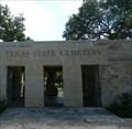 Image for Texas State Cemetery - Austin Texas