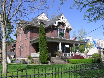 Hidden Houses, Vancouver, Washington - U S  National