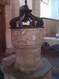 Image for Baptism Font, St Peter & St Paul - East Harling, Norfolk
