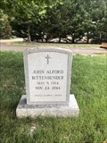 Image for 100 John Alford Bittenbender - Herndon, Virginia