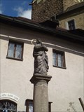 Image for Socha Panny Marie Immaculaty - Loket, Czech Republic