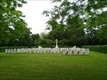 Image for MOORSEELE MILITARY CEMETERY